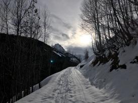 Vallée du Nant Brun