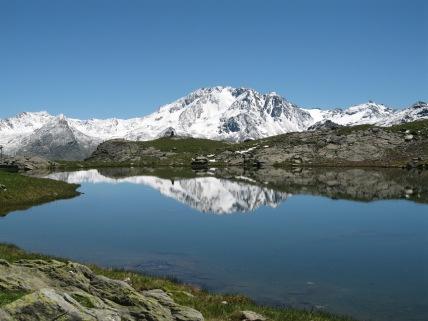 Petit lac de Montfiot